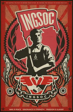 ingsoc_1984_propaganda_poster_by_libertymaniacs-d3ivumo